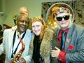 Colin Dyall, Zoie Finer & Lars Jacob 2014.jpg