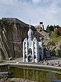 Collégiale Notre-Dame de Dinant at Mini Europe 02.jpg