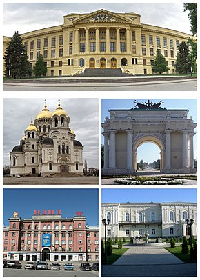 Collage of the city of Novocherkassk.jpg