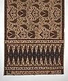 Collectie NMvWereldculturen, 7082-S-4393-10, Wikkelrok, 'Wikkelrok met badan, lar en sawat op semen patroon', Batikatelier van Lawick van Pabst, 1875-1900.jpg