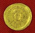 Collezione di william currie 17 solido di giustino I, 518-527 ca..JPG