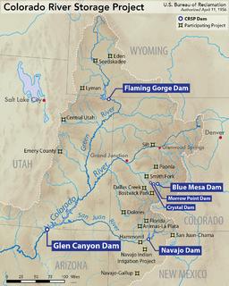 Colorado River Storage Project