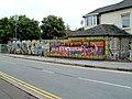 Colourful mural, Maesglas, Newport - geograph.org.uk - 2533792.jpg
