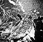 Columbia Glacier, Valley Glacier, Kadin Lake, September 16, 1975 (GLACIERS 1277).jpg