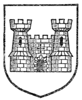 Fig. 499.—Castle.