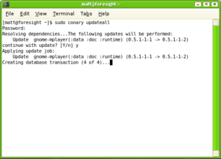 Conary (package manager)