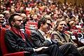 Conférence de Jean Tirole X 1973, à l' Ecole polytechnique, prix nobel d'économie en 2014 (21819338891).jpg