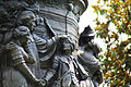 Confederate Monument - NW frieze detail - Arlington National Cemetery - 2011.JPG