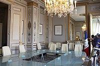 Conseil Constitutionnel - Salle des délibérés.JPG