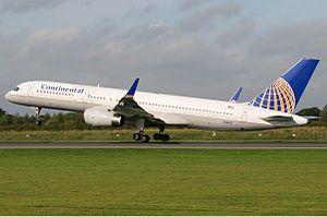 Continental Airlines Boeing 757 Webb.jpg