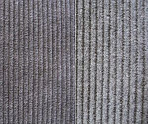 Corduroy - Cotton and woolly corduroy