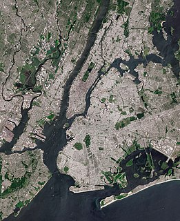 Geography of New York City