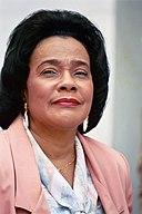 Coretta Scott King: Alter & Geburtstag