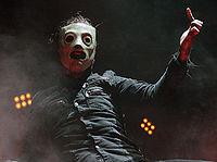 Corey Taylor at Mayhem Fest 6