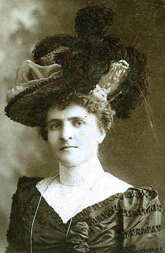 Cornelia Templeton Hatcher - Image: Cornelia Templeton Hatcher