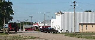 Cornlea, Nebraska Village in Nebraska, United States