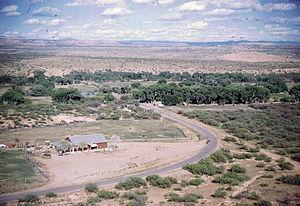 Cornville, Arizona - Image: Cornville Center 1952 R Loy