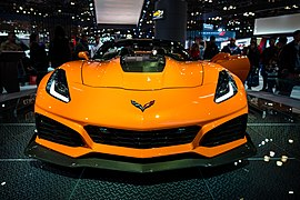 Corvette ZR1 at the New York International Auto Show NYIAS (27453368428).jpg