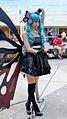 Cosplayer of Hatsune Miku in PF22 20150509c.jpg