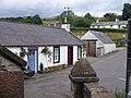 Cottage Moniaive Village - geograph.org.uk - 925941.jpg