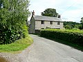Cottage at Kiln Green - geograph.org.uk - 1419691.jpg