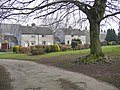 Council houses, off Main Street, Burley in Wharfedale - geograph.org.uk - 699617.jpg