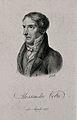 Count Alessandro Giuseppe Antonio Anastasio Volta. Lithograp Wellcome V0006103ER.jpg