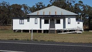 Cunningham, Queensland Suburb of Southern Downs Region, Queensland, Australia