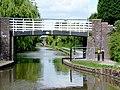 Coventry Canal Bridge No 63 at Amington, Staffordshire - geograph.org.uk - 1155847.jpg