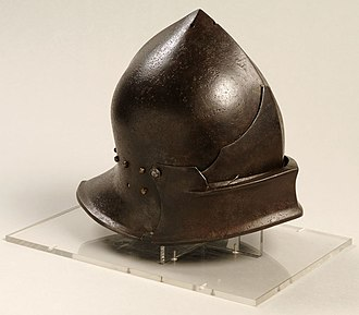 Coventry Sallet - Image: Coventry Sallet HAGAM
