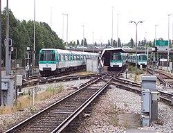 Estación de Créteil - Préfecture