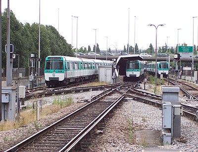 Créteil - Préfecture (metrostation)