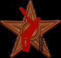 Cricket batsman Barnstar.png