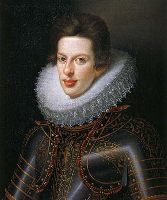 Cosimo II de' Medici, Grand Duke of Tuscany - Cristofano Allori: Cosimo II