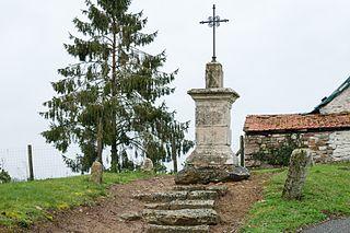 croix monumentale d'Ancienville