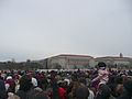 Crowd and Federal buildings Inauguration 2013.jpg