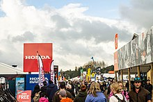 Photo of Crowds at Fieldays 2018