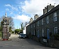Crown Terrace facing the square at Llanfechell - geograph.org.uk - 1253751.jpg