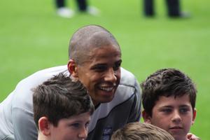 Curtis Davies - Davies with Birmingham City in 2011