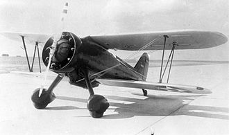Curtiss F9C Sparrowhawk - The XF9C-2