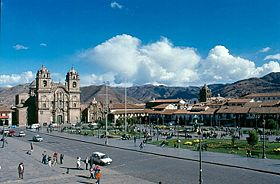 Cuzco Plaza de Armas medium.jpg