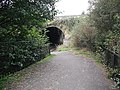 Cycle path under the A91 - geograph.org.uk - 1748554.jpg
