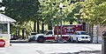 DCFEMS Ambulance No 138 at Latrobe Gate - Washington Navy Yard shooting - 2013-09-17.jpg