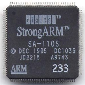 StrongARM - DEC StrongARM SA-110 microprocessor