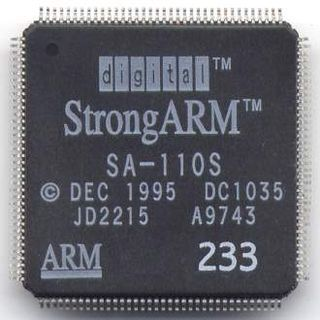 StrongARM Family of computer microprocessors