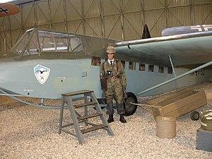 DFS 230 - DFS 230-A at Luftwaffenmuseum der Bundeswehr