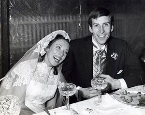 David Loxton -  Loxton on his wedding day