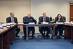 DSD and DoD senior leaders speak to MSO-VSO roundtable 181203-D-SV709-016.jpg