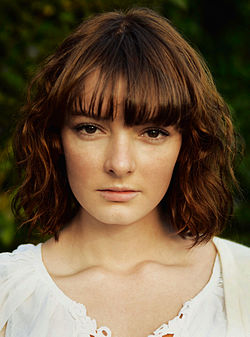 Dakota Blue Richards, december 2012.