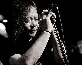 Damo Suzuki Japanese singer